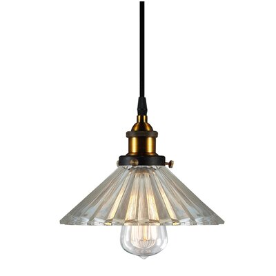 Izzie 1-Light Mini Pendant