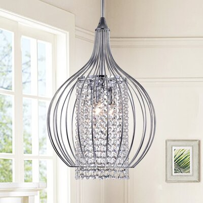 Wilson 3-Light Foyer Pendant