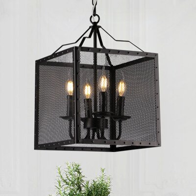 Islip Mird 4-Light Foyer Pendant