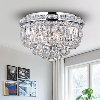 Jodi 3-Light Flush Mount