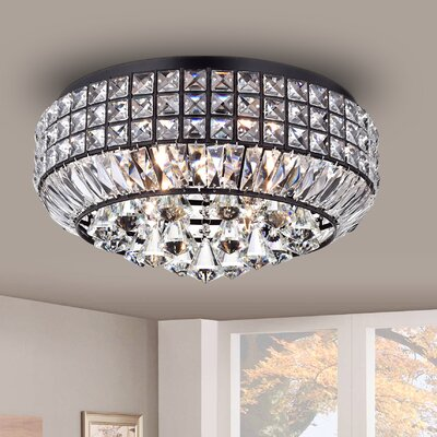 Minta 4-Light Flush Mount