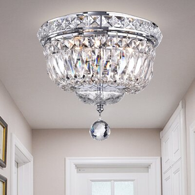 Rodriguez 3-Light Flush Mount
