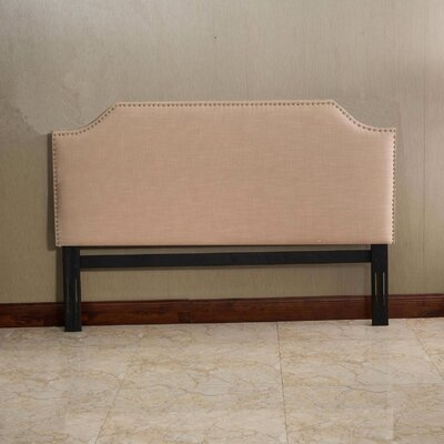Templeton King Upholstered Panel Headboard