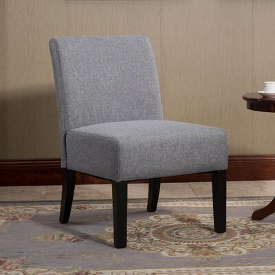 Mccann Fabric Accent Side Chair