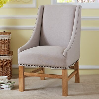 Tharpe Fabric Dining Arm Chair