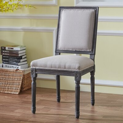 Leman Traditional French Side Chair