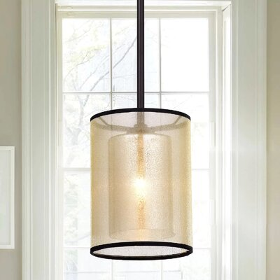 Marival 1-Light Drum Pendant