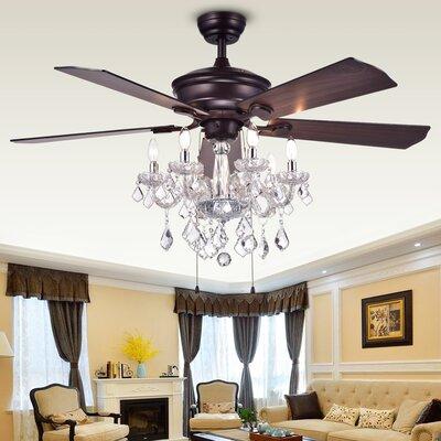 52 Ridgway 5 Blade Ceiling Fan