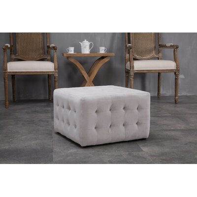 Bridgeview Cocktail Ottoman