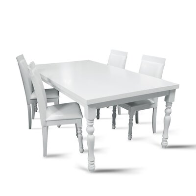 Daisi 5 Piece Dining Set