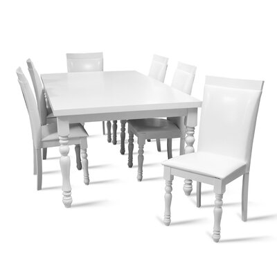 Daisi 7 Piece Dining Set