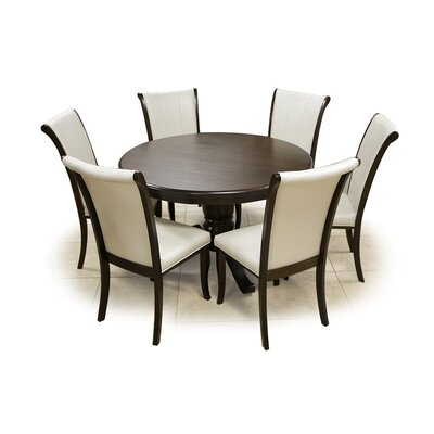 Damia 7 Piece Dining Set