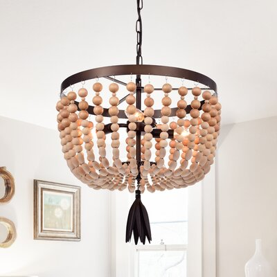 Lomond 3-Light Bowl Pendant