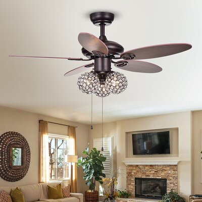 42 Iroh 5 Blade Ceiling Fan