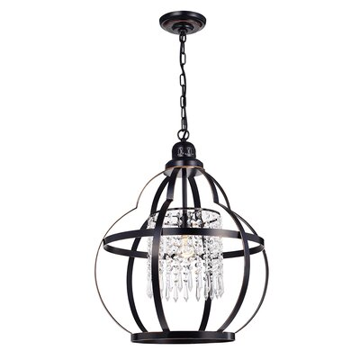 Donato 1-Light Globe Pendant