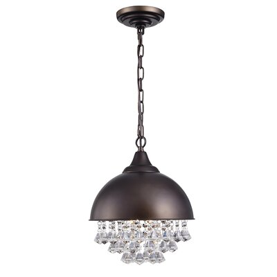 Stanton 1-Light Inverted Pendant