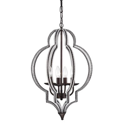 Ambrosius 4-Light Foyer Pendant