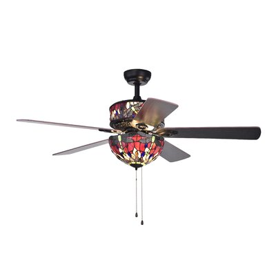 52 Beare 5-Blade Ceiling Fan