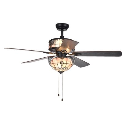 52 Cerny Baroque 5 Blade Ceiling Fan