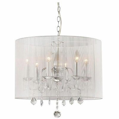 Williams 6-Light Drum Chandelier