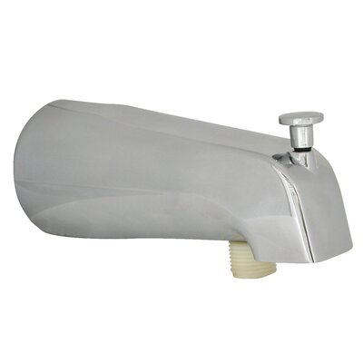Universal Diverter Spout with Personal Shower