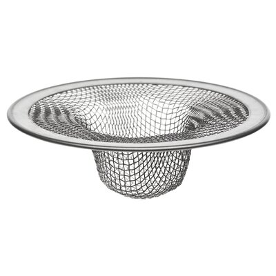 Tub Mesh 4 Grid Shower Drain