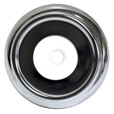 Tub Spout Ring Finish: Chrome