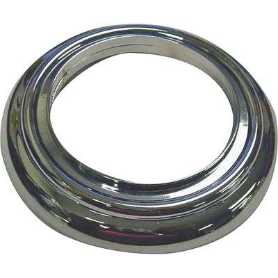 Tub Spout Ring Finish: Chrome