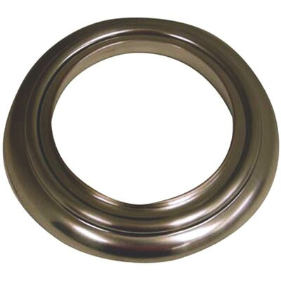 Tub Spout Ring Finish: Bronze