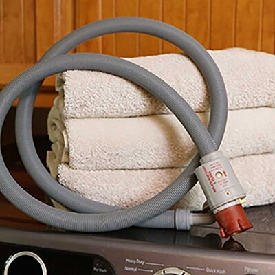 Flood Armour 6 Ft. Washing Machine Hose