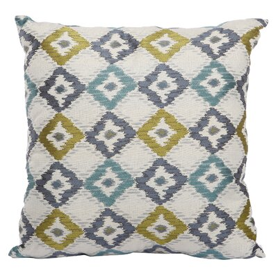 Natan Jacquard Woven Throw Pillow
