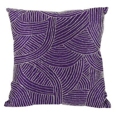 Beaded Throw Pillow (Set of 2)