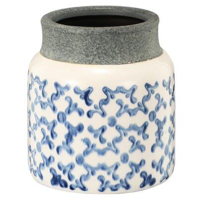 Sumarr Round Ceramic Pot Planter (Set of 4) HP0439