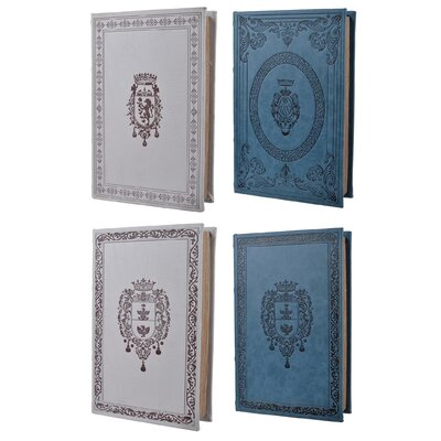 4 Piece Turin Book Box Set