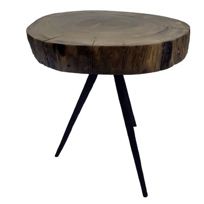 Quenby Table Size: 14.96 H x 10.04 W x 7.09 D