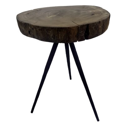 Quenby Table Size: 18.9 H x 12.4 W x 11.81 D