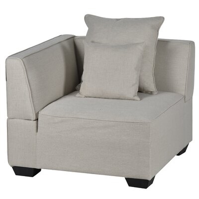 Vass Corner Chair
