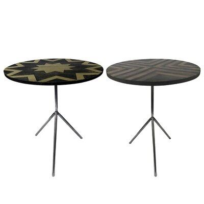 Degnan 2 Piece End Table Set