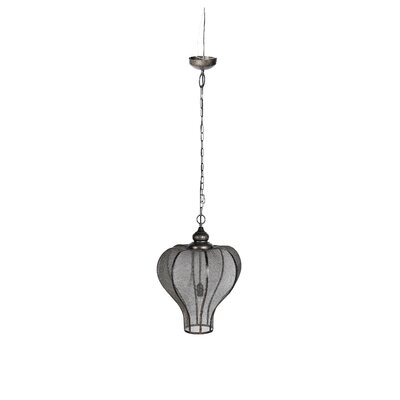 Johnette Hanging 1-Light Iron Mini Pendant