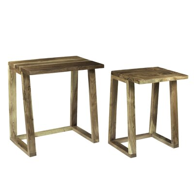 Anderle 2 Piece Table Set