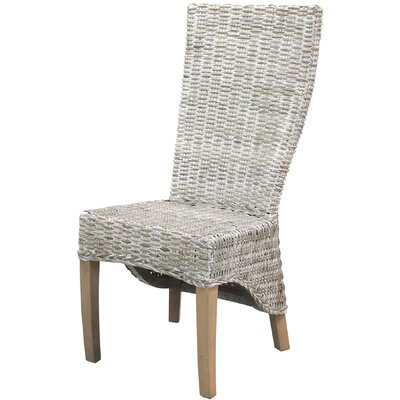Rent to own Rattan Parson Chair...