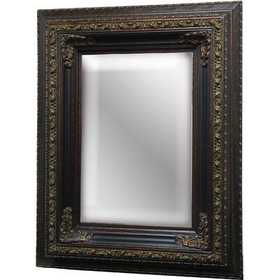 Imagination Mirrors Decorative Beauty Small Wall Mirror in Dark Gold Patina at Sears.com