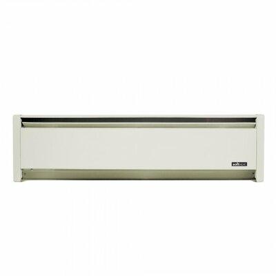 CADET 500 Watt Baseboard Space Heater - Finish: White Sand, Orientation: Right, Voltage: 240 Volt at Sears.com