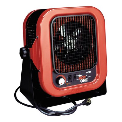 CADET Garage 5,000 Watt Fan Forced Compact Space Heater at Sears.com