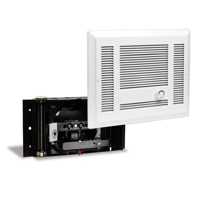 CADET SL Series 2,500 Watt Fan Forced Electric Wall Space Heater - Power: 2500W at Sears.com