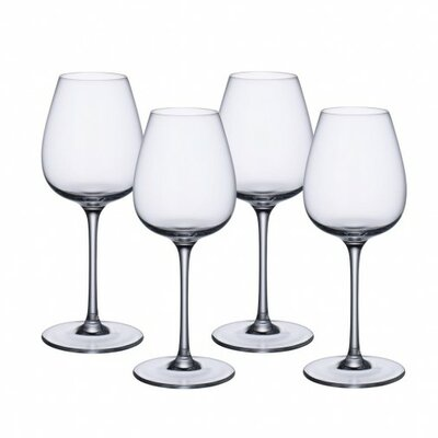 quality tableware - Purismo Intricate and Delicate Red Wine Glass - Villeroy & Boch Wine and Champagne Glasses
