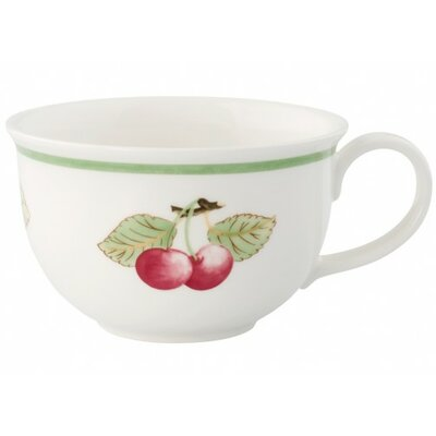 French Garden 17 oz. Charm and Breakfast Coffee Cup 1485951210