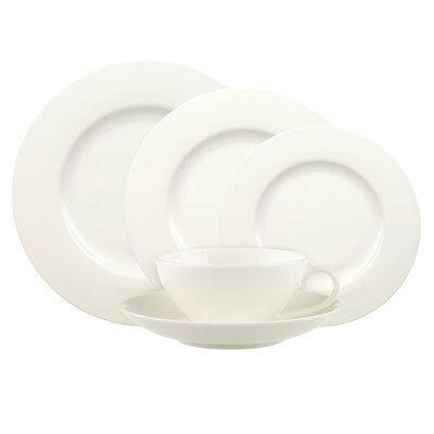 Anmut Bone China 5 Piece Place Setting, Service for 1 1045457060