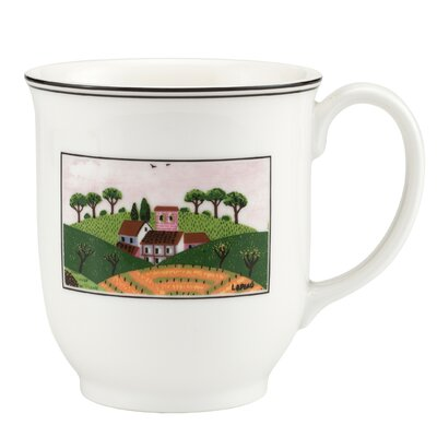 Design Naif 14 oz. Charm and Breakfast Mug 1486309651