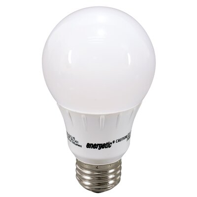 Frosted E26/Medium LED Light Bulb Wattage: 60W